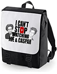 7bb13c60bef0 I CAN T STOP WATCHING JOE   CASPAR BACKPACK BAGBASE