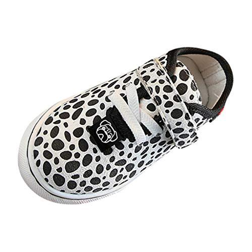 Zapatillas Deportivas Unisex para Niños y niñas Verano Riou Linda Leopardo Zapatillas de Deporte de Primavera Antideslizante Zapatos de Correr Transpirables Zapatillas Ligeras