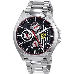 Reloj Scuderia Ferrari para Hombre 830508