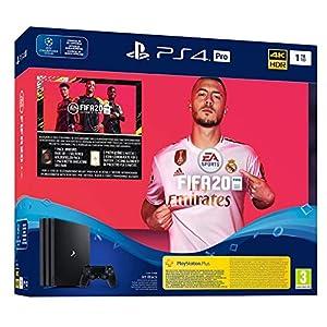 PlayStation 4 Pro – Konsole (1TB) inkl. FIFA 20