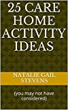 25 Care Home Activity Ideas : Easy to Organise & Inexpensive