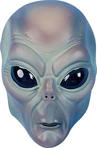 Alien-Maske aus PVC für (Kinder Kostüme Alien)