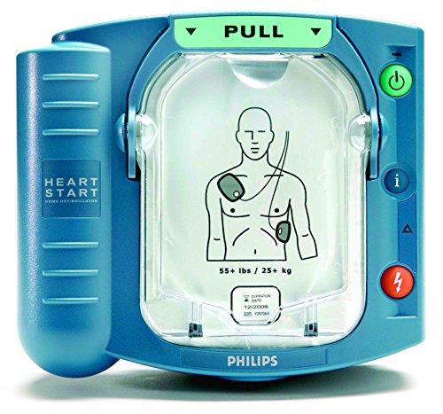 Philips HeartStart HS1 Defibrillator, 1er Pack (1 x 1 Stück)