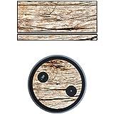 """Disagu SF-sdi-5544_481 Design Folie für Amazon Echo - Motiv """"Holz No.1"""""""