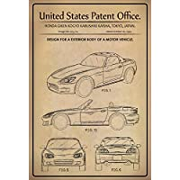 Schatzmix United States Patent Office – Design for an Exterior Body of a Motor Vehicle –