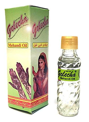 Preisvergleich Produktbild Henna Öl zur Verstärkung von Hennabemalungen, 6ml