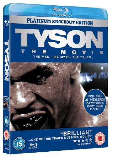 Tyson: The Movie - Platinum Knockout Edition [Blu-ray] [2008] [UK Import]