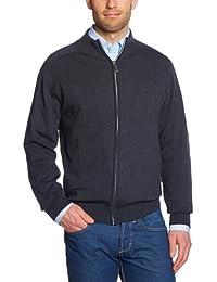 CASAMODA Herren Strickjacke Comfort Fit 004250/74