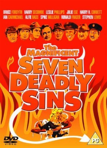 The Magnificent Seven Deadly Sins [DVD] by Bruce Forsyth