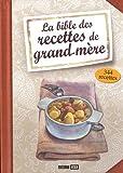 Image de La bible des recettes de grand-mère