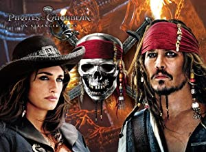Clementoni 30296 - Pirates of The Caribbean: Pirates Caribbean II (500 Piezas)
