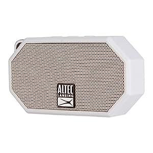 Altec Lansing IMW257-CG Mini H2O Waterproof Sandproof Snowproof and Shockproof Bluetooth Speaker Cool Gray