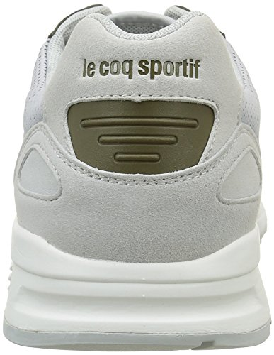 Le Coq Sportif Lcs R900 Gradient, Baskets Basses Mixte Adulte Vert (Beech/Titanium)