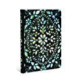 Paperblanks Diari a Copertina Rigida Viticcio di Specchi   Righe   Midi (120 × 170 mm)
