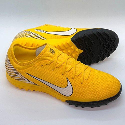 brand new 18626 55b3b Nike Vapor 12 Pro NJR TF, Chaussures de Fitness Mixte Adulte, Multicolore  (Amarillo