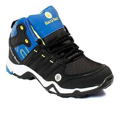 Bacca Bucci Men's PU Blue Sports Shoes (10 UK)