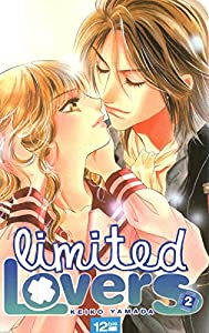 Limited Lovers Edition simple Tome 2