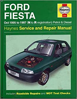 ford fiesta 95 97 service and repair manual haynes. Black Bedroom Furniture Sets. Home Design Ideas