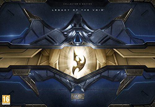 Starcraft 2: Legacy Of The Void Collector's Edition (PC DVD) (Mac DVD) [UK IMPORT]