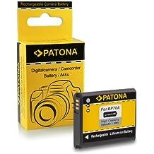 Batteria EA-BP70A / EA-BPP70A per Samsung Digimax AQ100 | DV150F | ES65 | ES67 | ES70 | ES71 | ES73 | ES74 | ES75 | ES78 | ES80 | ES81 | ES90 | ES91 | PL20 | PL21 | PL80 | PL81 | PL90 | PL91 | PL100 | PL101 | PL120 | PL121 | PL170 | PL171 | PL200 | PL201 | SL50 | SL600 | SL605 | SL630 | ST30 e più…