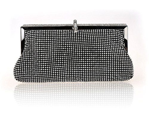 strass Party Pack/ borsa da sera moda/Pochette-D D
