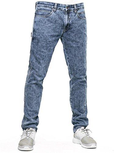 Reell Nova jeans contrast blue