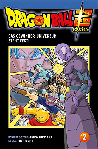Dragon Ball Super 2: Das Gewinner-Universum steht fest! (Dragon Gt-komplette Ball Serie)