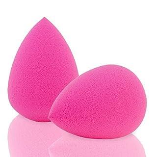 Amison 2Pcs Beauty Sponge Latex Free Blender Makeup Flawless Liquid Foundation by Amison