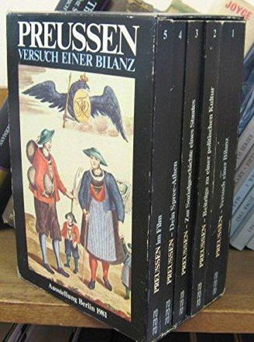 Preussen: Versuch einer Bilanz, Volume 1-5
