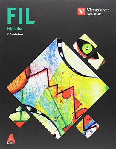 Fil. Filosofía. Aula 3D - 9788468229485 por Cesar Pedro Prestel Alfonso