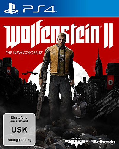 Produktbild Wolfenstein II: The New Colossus - [PlayStation 4]
