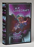 H.P. Lovecraft: The Complete Fiction (Barnes & Noble Leatherbound Classics) (Barnes &...