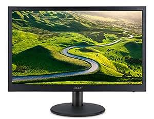 Acer 18 5 inch (46 99 cm) LED Backlit Computer Monitor - EB192Q (Black)