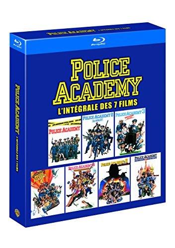 Police Academy - L'intégrale - Coffret Blu-Ray