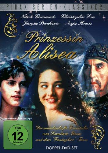 Pidax Serien-Klassiker: Prinzessin Alisea [2 DVDs]