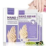 Hand Maske Handschuh Feuchtigkeitscreme Handmaske Feuchtigkeits Maske Hand...