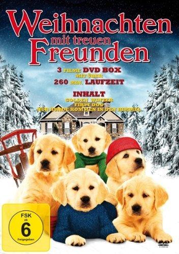 Weihnachten mit treuen Freunden - DVD Box mit 3 Filme