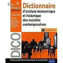 Dictionnaire d'analyse économique et historique des sociétés contemporaines