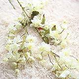 Dragon868 K�nstliche Gef�lschte Kirschbl�te Seidenblume Braut Hortensien Hausgarten Decor (A, K�nstliche Blume) Bild