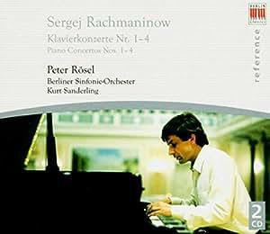 Rachmaninov : les 4 Concertos pour piano