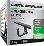 Rameder Komplettsatz, Anhängerkupplung abnehmbar + 13pol Elektrik für Mercedes-Benz E-KLASSE (113651-04874-1)