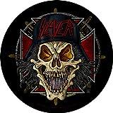 Slayer: Wehrmacht Circular Backpatch (Zubehör)