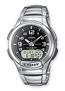 Casio Collection Men's Watch AQ-180WD-1BVES (B000MSD53Y) | Amazon price tracker / tracking, Amazon price history charts, Amazon price watches, Amazon price drop alerts