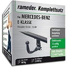 Schrauben Dichtung Anhängerkupplung Mercedes E-Coupe 207 C-Klasse W204 S204 AMG