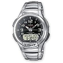 Casio Reloj de Pulsera AQ-180WD-1BVES