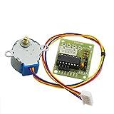 Hengjiaan - Motor paso a paso (5 V, 4 fases) y controladorULN2003 para Arduino