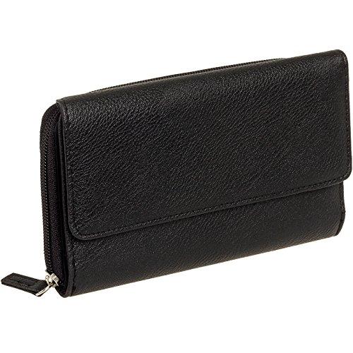 mundi-big-fat-womens-rfid-blocking-wallet-clutch-organizer-with-coin-pocket-black