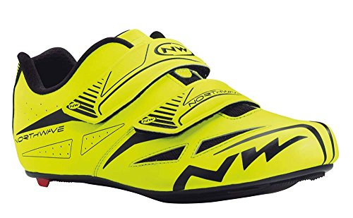 NORTHWAVE JET EVO GIALLO FLUO North wave 43