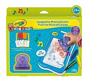 CRAYOLA Crayola-811306 Pizarra Musical 28x22, (81-1306)