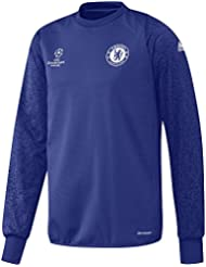 Adidas Chelsea FC EU TRG TOP sweat-shirt pour homme